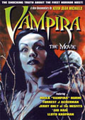 Vampira: The Movie DVD cover