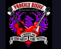 Phoenix Rising musicians united - A benefit for the Station Nightclub fire victims