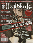Cover of DeathRock Magazine