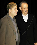 Kevin Sean Michaels with John Waters